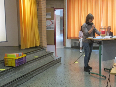 Fotobuch und Sammelmappe.JPG©Gretel-Bergmann-Grundschule Eystrup